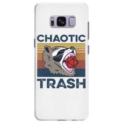 Raccoon Chaotic Trash Samsung Galaxy S8 Plus Case Designed By Kakashop