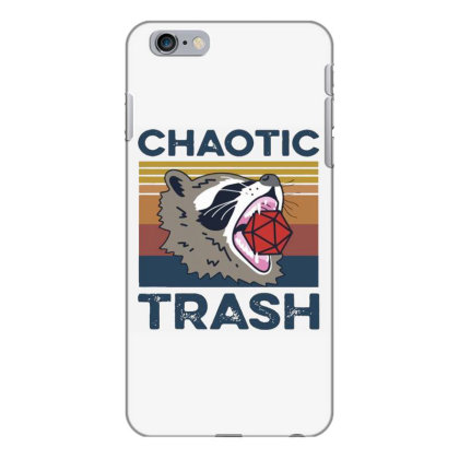 Raccoon Chaotic Trash Iphone 6 Plus/6s Plus Case Designed By Kakashop