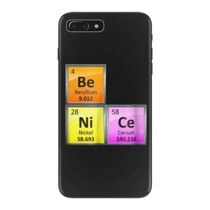 Science Be Nice Periodic Iphone 7 Plus Case Designed By Kakashop