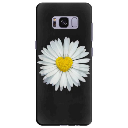 White And Yellow Heart Samsung Galaxy S8 Plus Case Designed By Kakashop