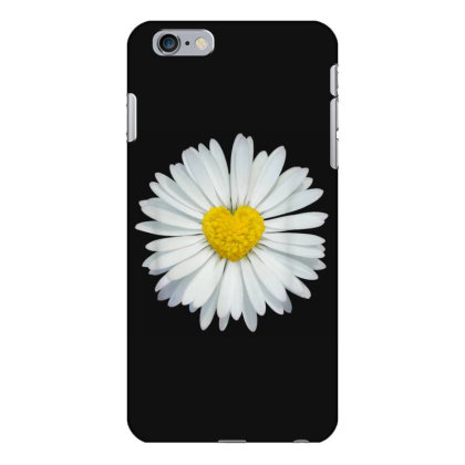 White And Yellow Heart Iphone 6 Plus/6s Plus Case Designed By Kakashop