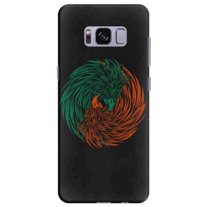 Eagle Yin Yang Consept Samsung Galaxy S8 Plus Case Designed By Romancity