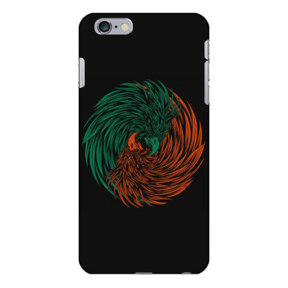Eagle Yin Yang Consept Iphone 6 Plus/6s Plus Case Designed By Romancity