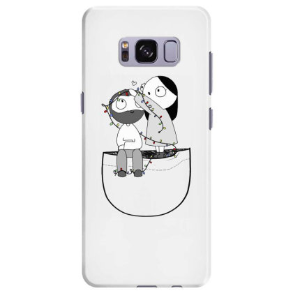Catana Pocket Lamp Samsung Galaxy S8 Plus Case Designed By Crystal_13
