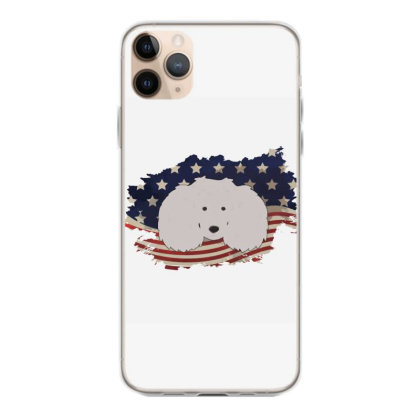 Poodle American Flag Usa Patriotic  4th Of July Gift Iphone 11 Pro Max Case Designed By Vip.pro123