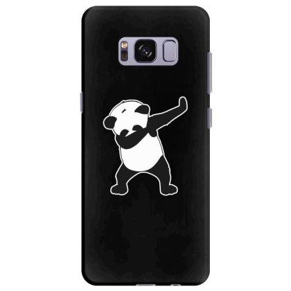 Panda Funny Dab Samsung Galaxy S8 Plus Case Designed By Crystal_13