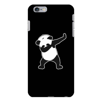 Panda Funny Dab Iphone 6 Plus/6s Plus Case Designed By Crystal_13