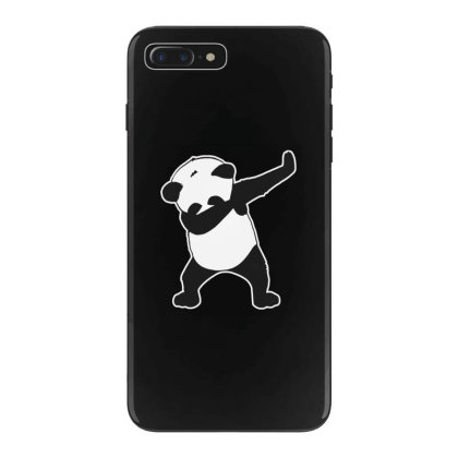 Panda Funny Dab Iphone 7 Plus Case Designed By Crystal_13