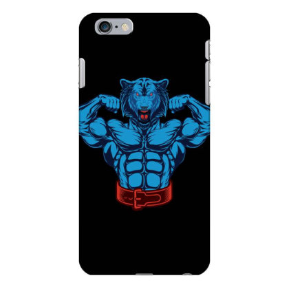 Bodybuilder Wolf Iphone 6 Plus/6s Plus Case Designed By Chiks