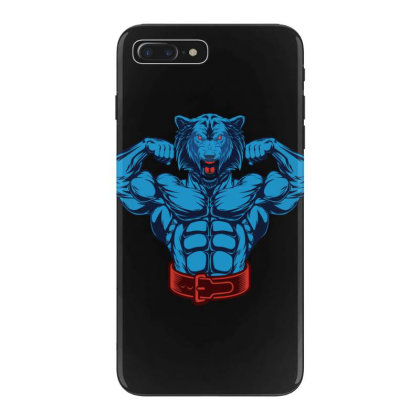 Bodybuilder Wolf Iphone 7 Plus Case Designed By Chiks