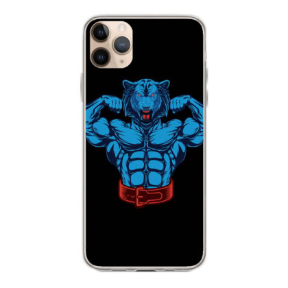 Bodybuilder Wolf Iphone 11 Pro Max Case Designed By Chiks