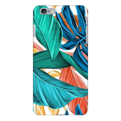 Leaves Art Iphone 6 Plus/6s Plus Case Designed By Chiks