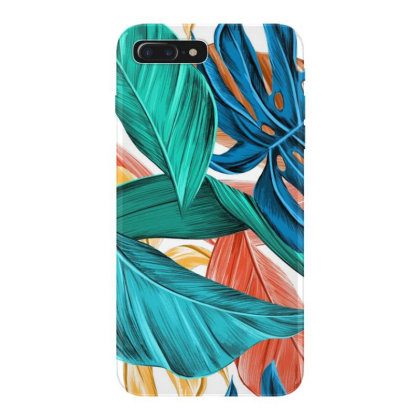 Leaves Art Iphone 7 Plus Case Designed By Chiks