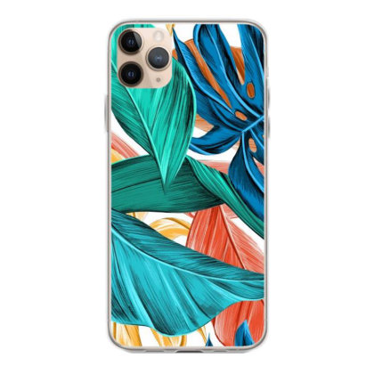 Leaves Art Iphone 11 Pro Max Case Designed By Chiks