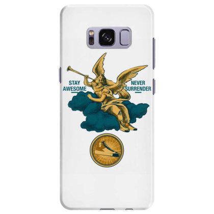 Sound Of Earth Samsung Galaxy S8 Plus Case Designed By Spoilerinc