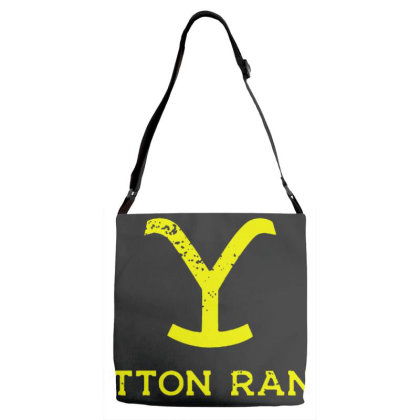 Yellowstone Adjustable Strap Totes Designed By Shirt1na