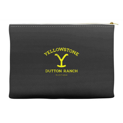 Yellowstone Accessory Pouches Designed By Shirt1na