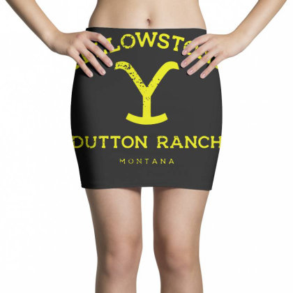 Yellowstone Mini Skirts Designed By Shirt1na