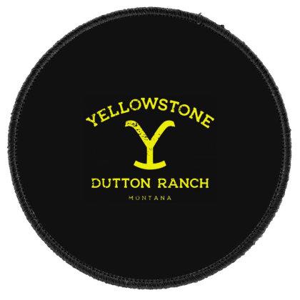 Yellowstone Round Patch Designed By Shirt1na