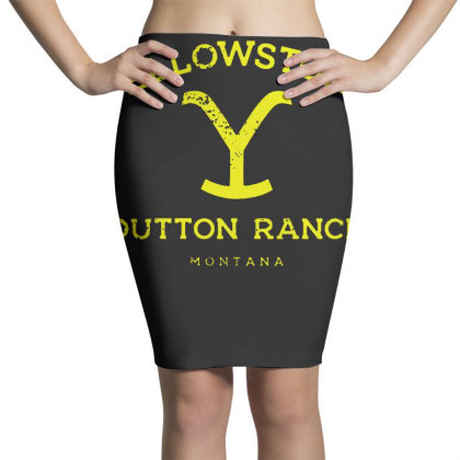 Yellowstone Pencil Skirts Designed By Shirt1na