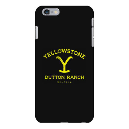 Yellowstone Iphone 6 Plus/6s Plus Case Designed By Shirt1na