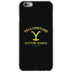 yellowstone iPhone 6/6s Case | Artistshot