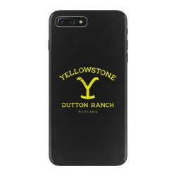 yellowstone iPhone 7 Plus Case | Artistshot