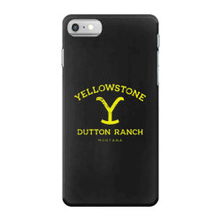 yellowstone iPhone 7 Case | Artistshot