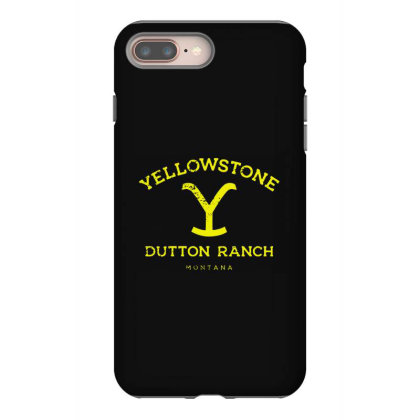 Yellowstone Iphone 8 Plus Case Designed By Shirt1na