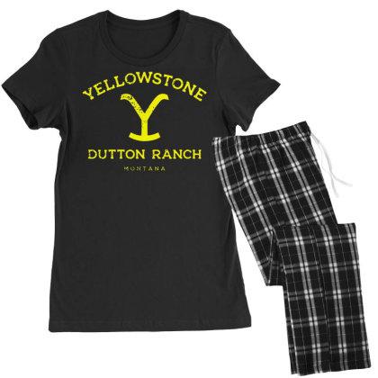 Yellowstone Women's Pajamas Set Designed By Shirt1na