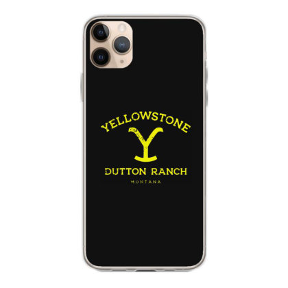 Yellowstone Iphone 11 Pro Max Case Designed By Shirt1na