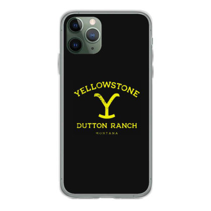 Yellowstone Iphone 11 Pro Case Designed By Shirt1na