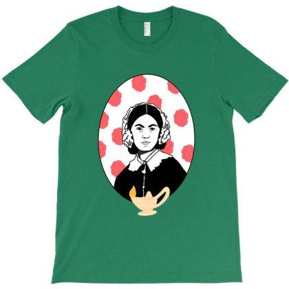 Nurse Statue Healt T-shirt Designed By Dyona Asmarani