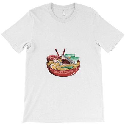 Sushi Ramen Mie T-shirt Designed By Dyona Asmarani