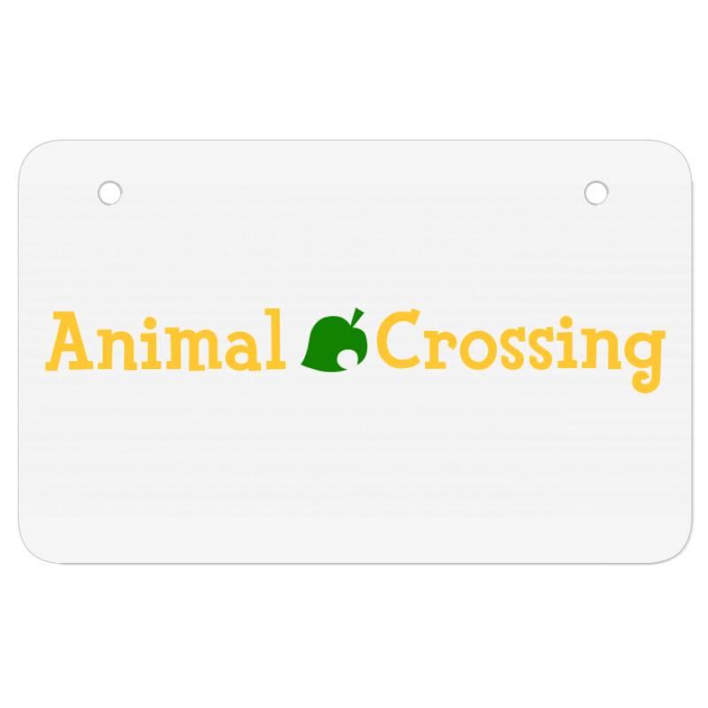 Animal Crossing Atv License Plate | Artistshot