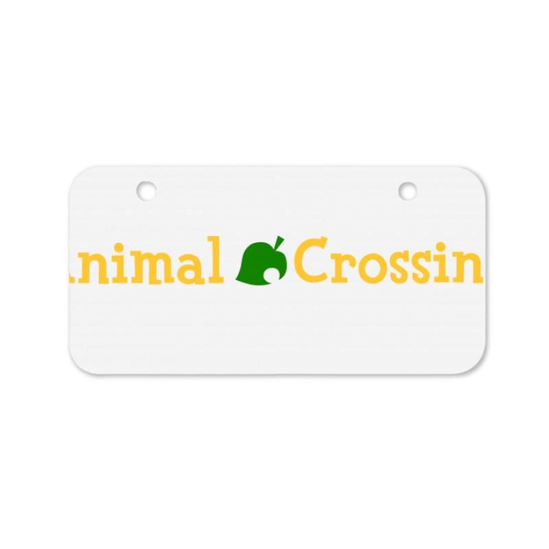 Animal Crossing Bicycle License Plate | Artistshot