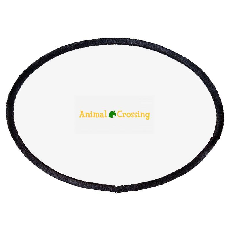 Animal Crossing Oval Patch | Artistshot