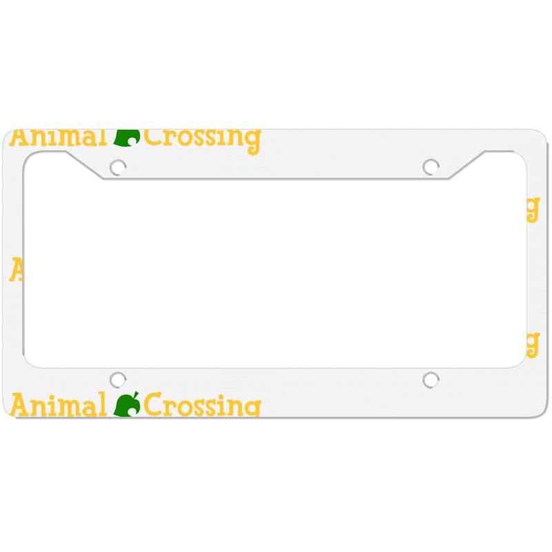 Animal Crossing License Plate Frame | Artistshot