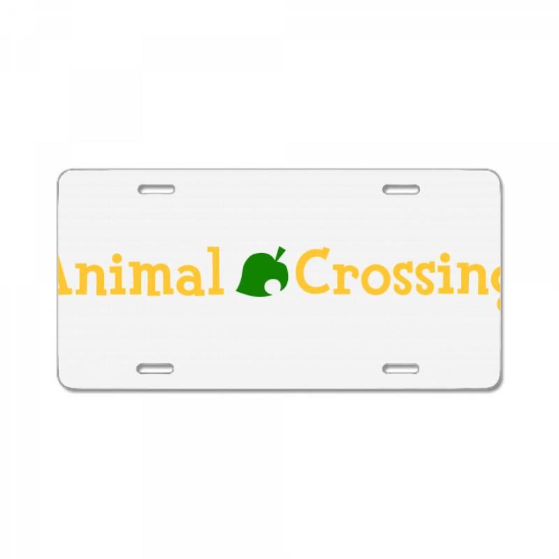Animal Crossing License Plate | Artistshot