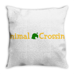animal crossing Throw Pillow | Artistshot