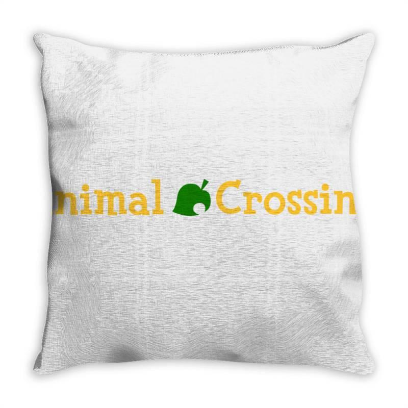 Animal Crossing Throw Pillow | Artistshot