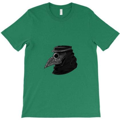 Plague Doctor Bird T-shirt Designed By Dyona Asmarani