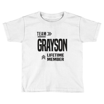 Grayson Toddler T-shirt Designed By Chris Ceconello