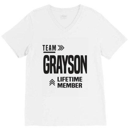Grayson V-neck Tee Designed By Chris Ceconello