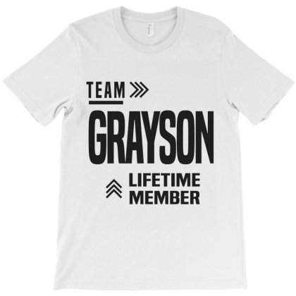 Grayson T-shirt Designed By Chris Ceconello