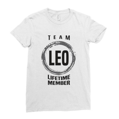 Leo Ladies Fitted T-shirt Designed By Chris Ceconello