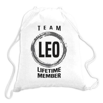 Leo Drawstring Bags Designed By Chris Ceconello