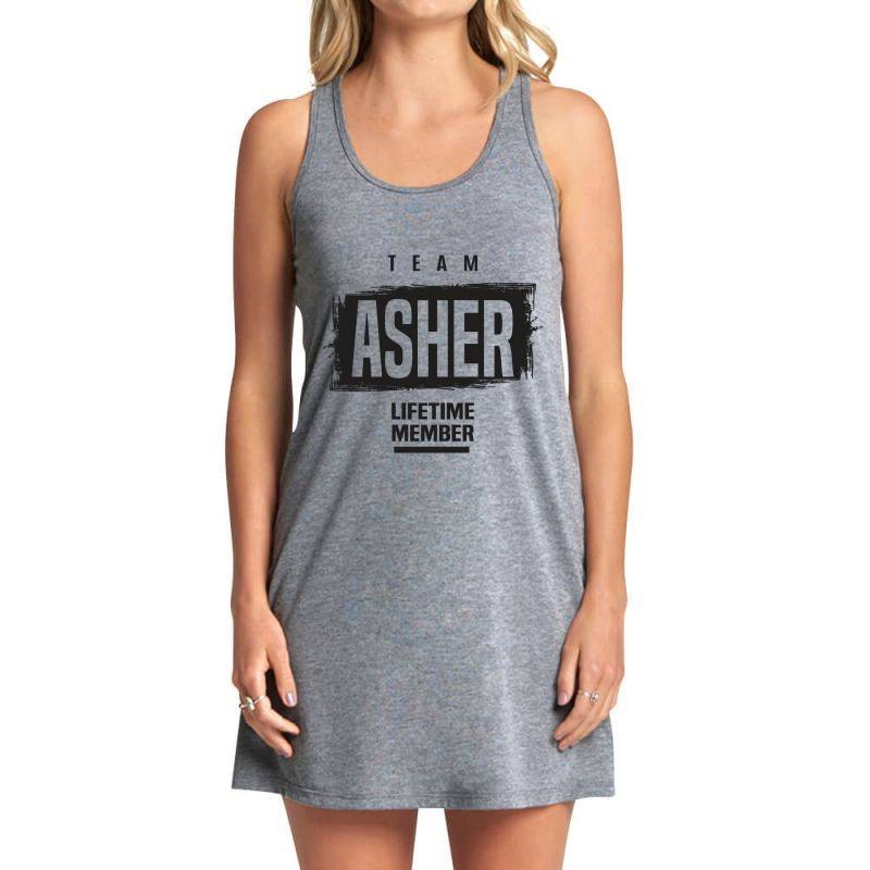 Asher Tank Dress   Artistshot