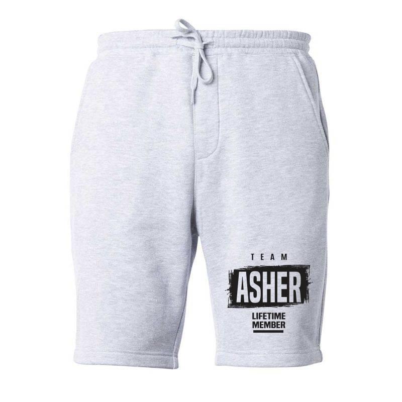 Asher Fleece Short | Artistshot