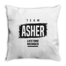 Asher Throw Pillow   Artistshot